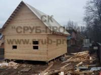 Строительство домов в Истринском районе