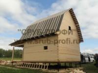 Строительство дома из профилированного бруса в Нижнем Новгороде